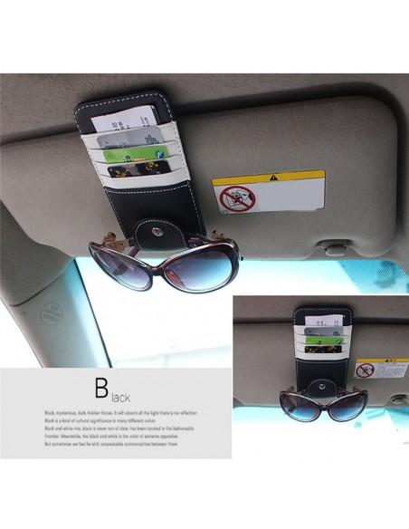 Titular de la tarjeta y bisel del coche