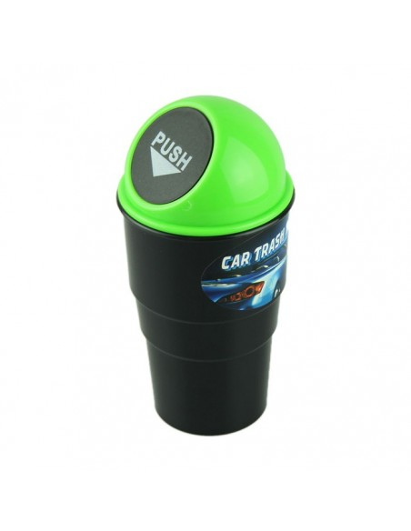 Trash can for car