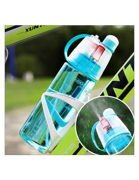 Botella fresca