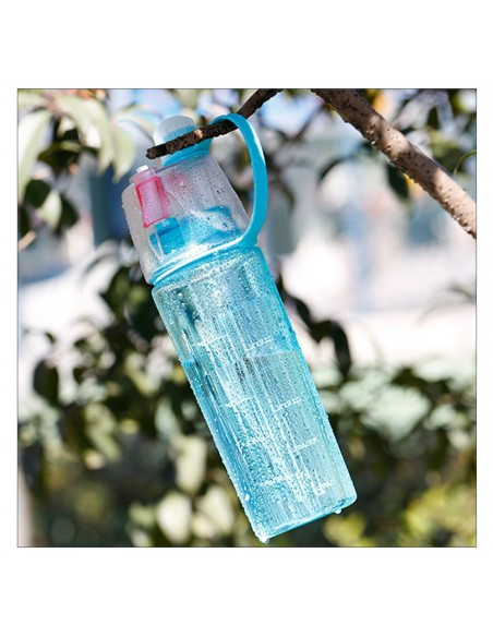 Fresh bottle