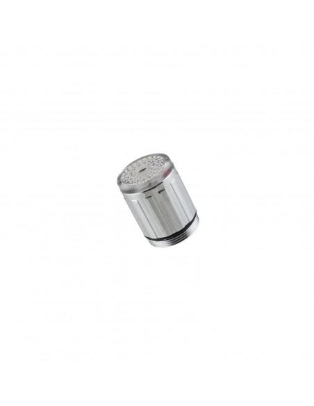 Sensor de temperatura de la luz del grifo de la punta