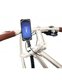 Bike stand for smartphone