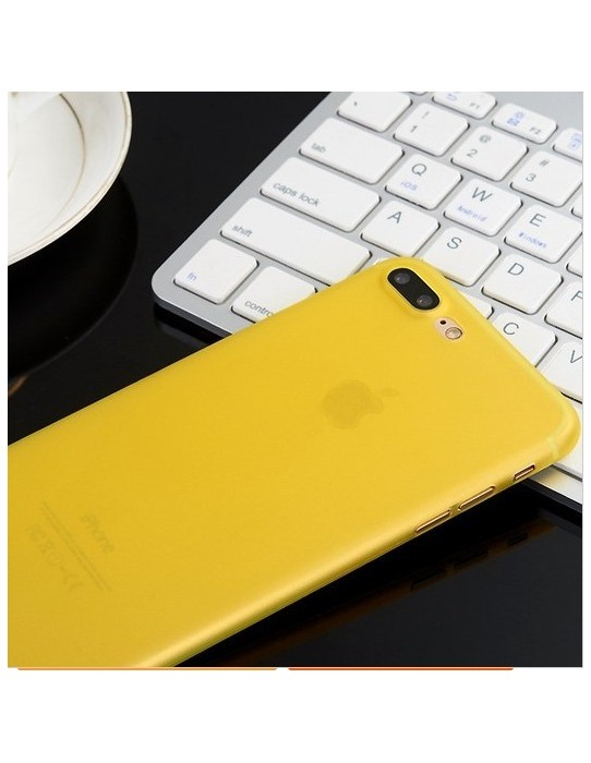 Estuche semitransparente Iphone 5 - 5S - 5C