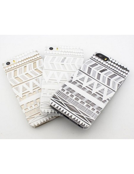 Patterned case for Iphone 5 - 5S